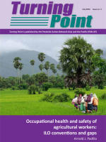 Occupational health and safety of agricultural workers: ILO conventions and gaps