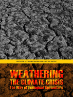 Weathering the Climate Crisis (The Way of Ecological Agriculture)